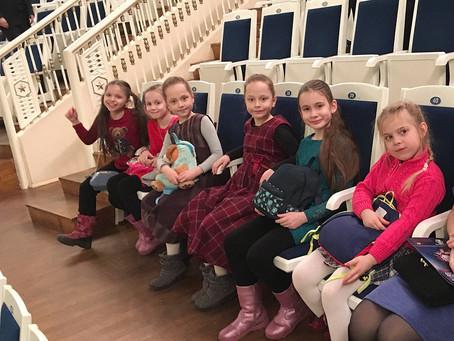 Концерт Государственного Ансамбля танца  Белоруси.