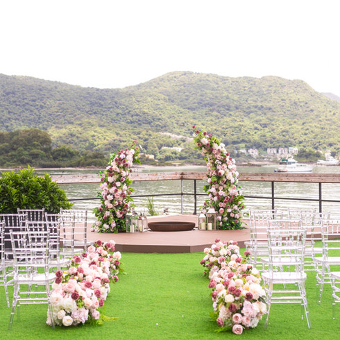 Wedding by the Sea