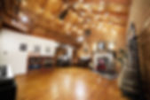 440 sq-ft. live room at Stone Creek Sound