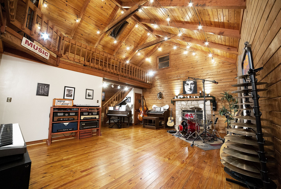 Live room at Stone Creek Sound
