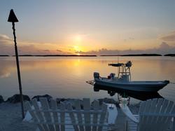 Sunset Morada Bay