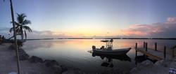 Beautiful Sunset Morada Bay