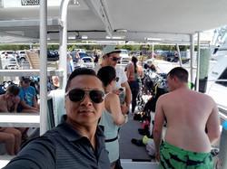 Selfie Islamorada Dive Center
