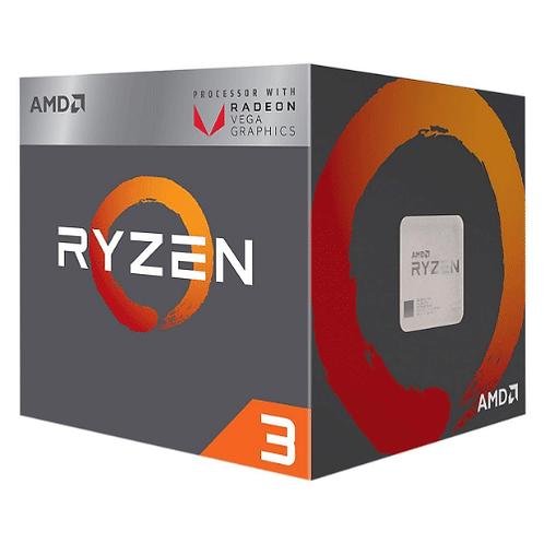 AMD  R3-2200G
