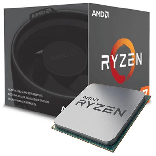 AMD  R7-2700