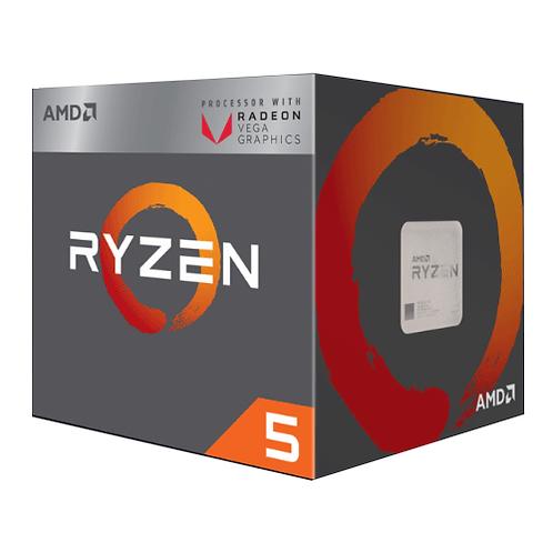 AMD  R5-2600