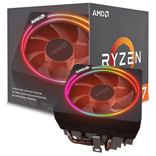 AMD  R7-2700X