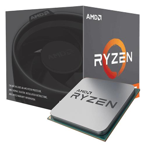 AMD  R5-2600X