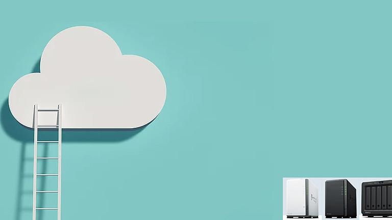 私人雲端空間架設體驗