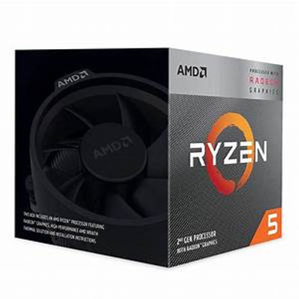 AMD R5-3400G