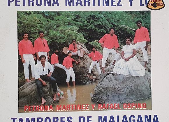 Petrona Martinez Y Los Tambores De Malagana