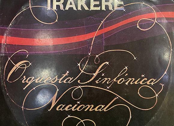 Irakere, Orquesta Sinfónica Nacional – Irakere Orquesta Sinfonica Nacional