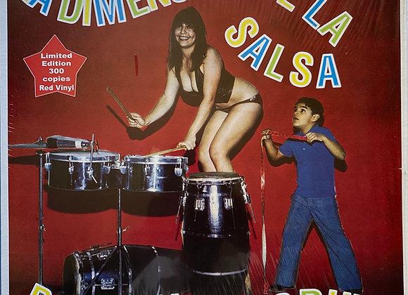 Pabonny y su Grupo - Dimension De La Salsa