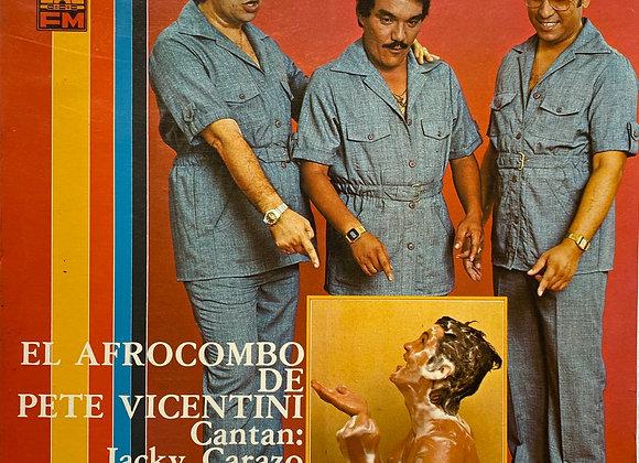 El Afrocombo de Pete Vicentini - El Enjabonao