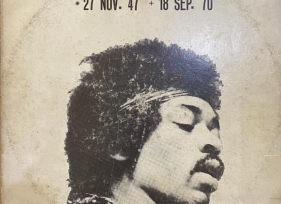 Jimi Hendrix - 27 Nov. 47 / 18 Sep. 70