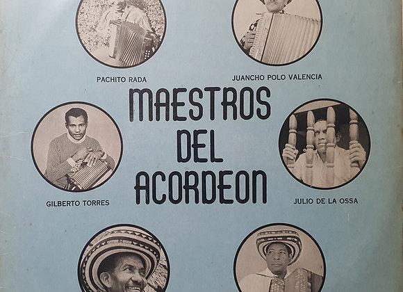 Maestros Del Acordeón