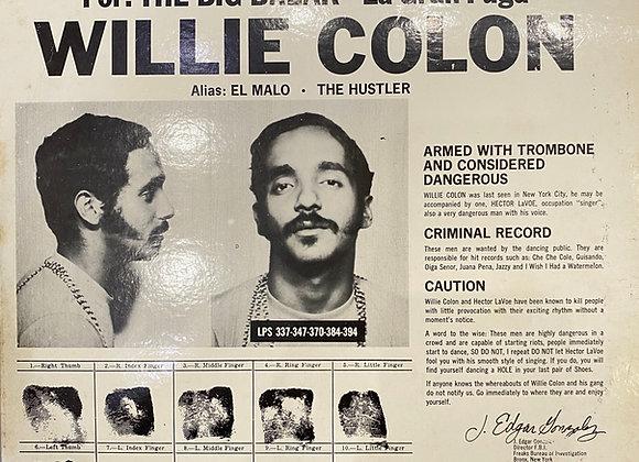 Willie Colon  – The Big Break - La Gran Fuga