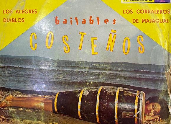 BAILABLES COSTEÑOS Los Alegres Diablos / Los Corraleros de Majagual