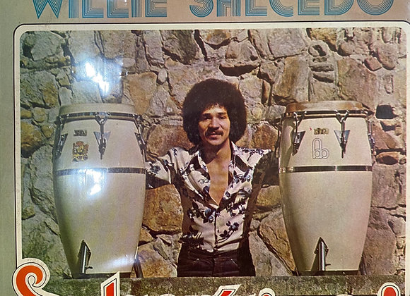 Willie Salcedo – Salserísimo!
