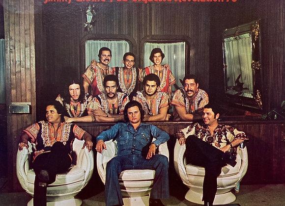 Jimmy Urbina Y Su Orquesta Revolucion 70 – Sabor Moderno