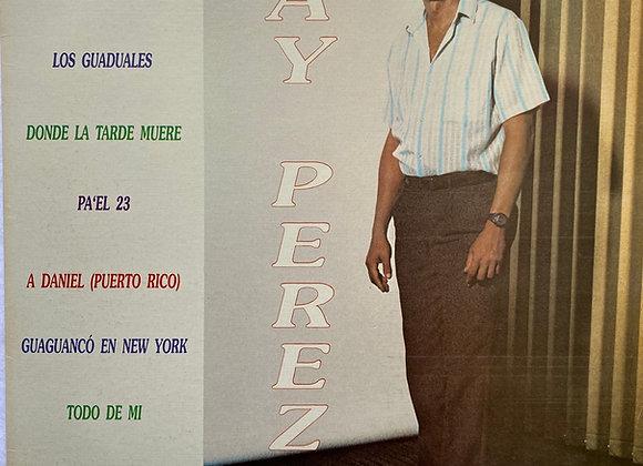 Ray Perez Y Su Orquesta – Ray Perez Y Su Orquesta