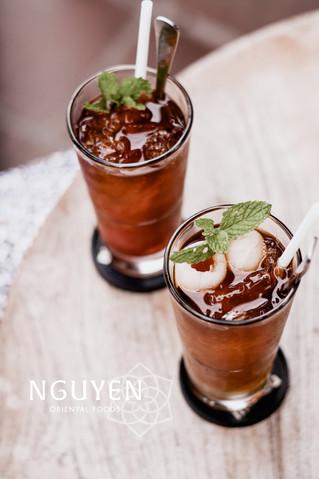 Nguyen Oriental Foods ook uw groothandel voor uw Aziatische dranken.