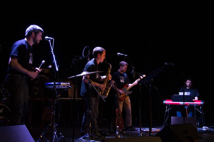 Curses & Invocations Live Set with The Secret Basement Revue