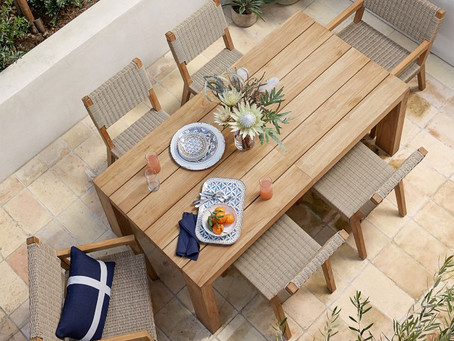 A Guide to buying Garden Furniture in Dubai
