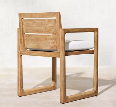 Navaro Dining Arm Chair back.JPG