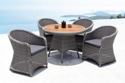 Molde + Flora Dining Table Set