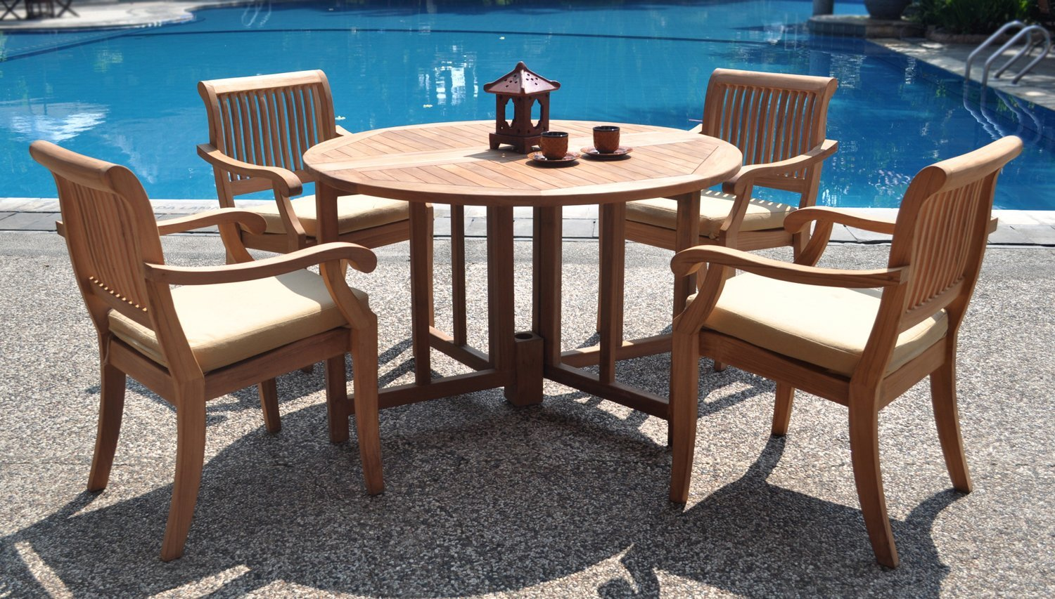 Outdoor Teak Furniture Dubai Uae