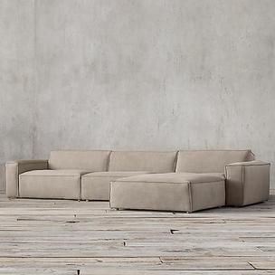 Modular L Shaped Sofa
