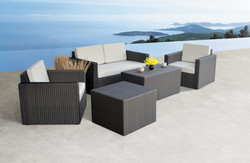 Gratia with end table set