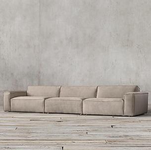 Modular 3 Seater Sofa