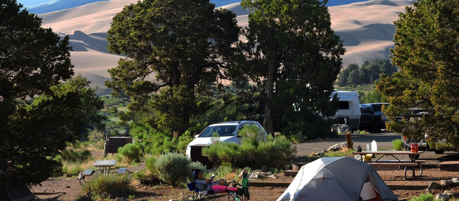 Company willing to pay $1000 to go camping with no phone, no internet access at national park