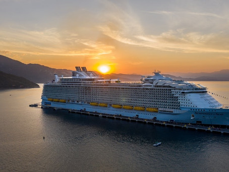 """Royal Caribbean CEO, """"there will not be a buffet..."""""""