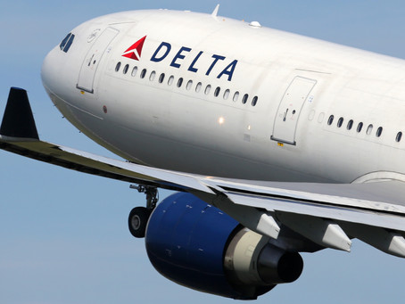 Delta resumes flights between U.S. and China, becoming first U.S. airline