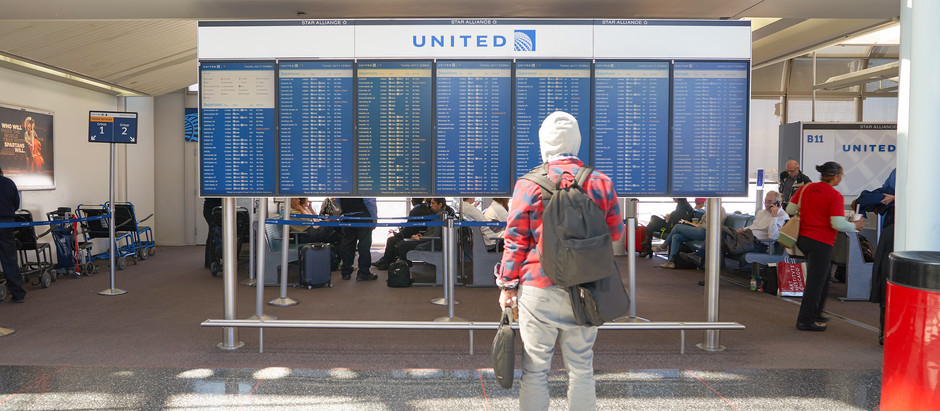 United launches interactive 'Destination Travel Guide' indicating travel restrictions