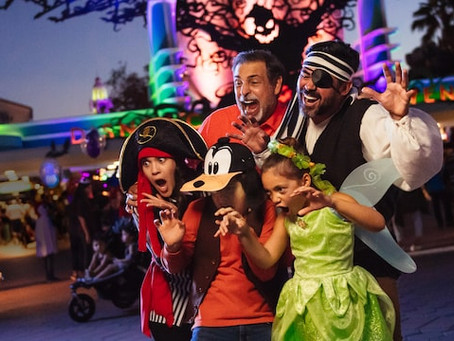 Halloween events at Disney World, Disneyland and Universal Orlando cancelled due to pandemic