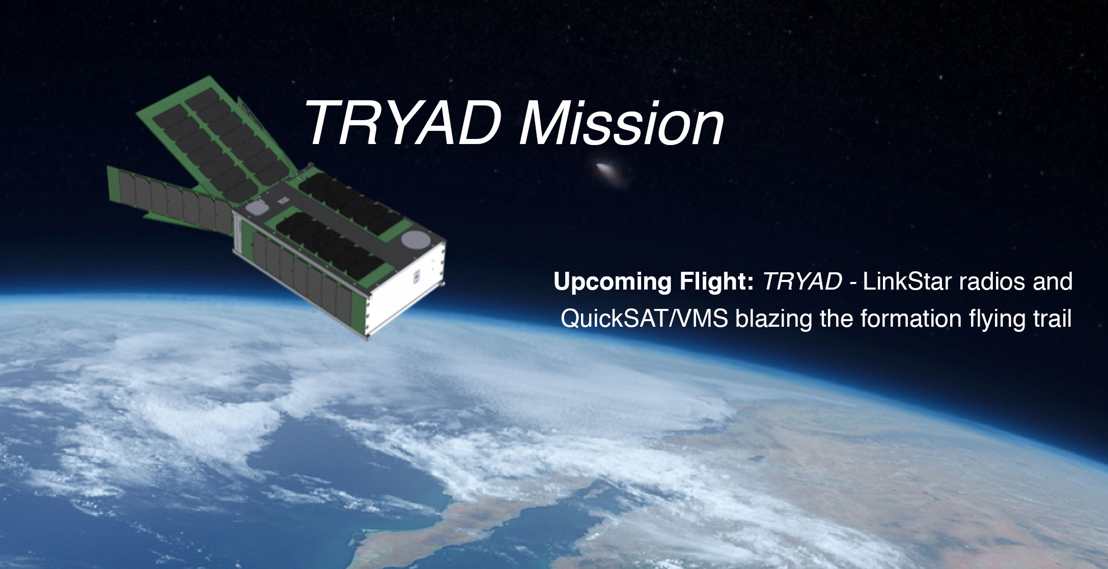 TRYAD Mission