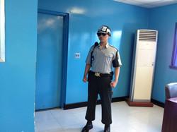 Panmunjeom DMZ Soldier
