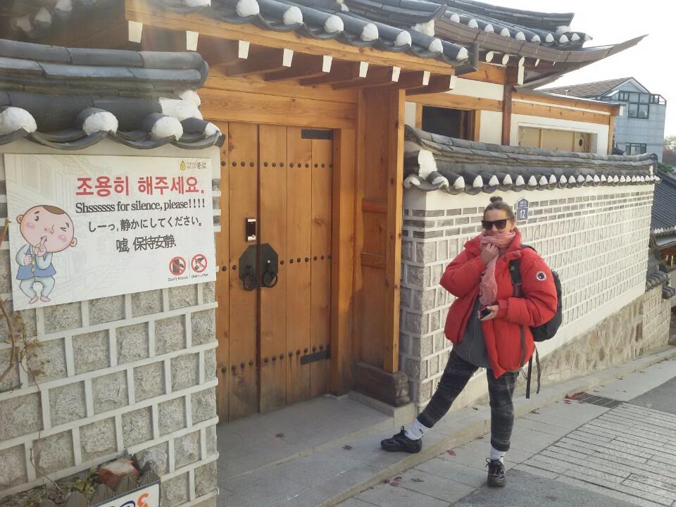 Bukchon Hanbok
