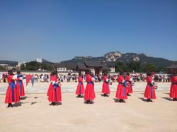 Gyeongbok Changing Guard