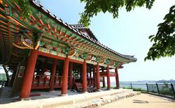 Gyeongpodae Pavilion gangneung