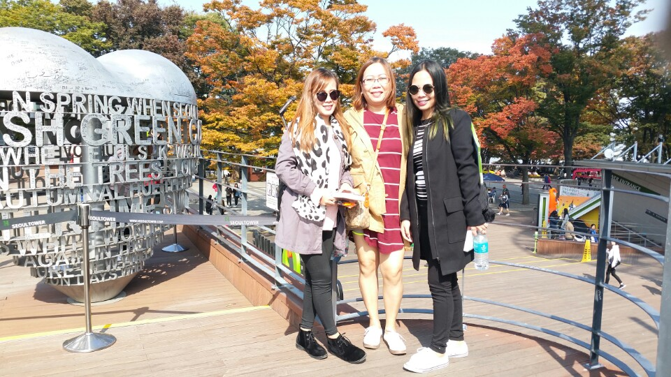 City Tour Namsan Tower