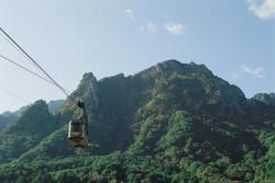 Mt. Seoraksan (Fall)