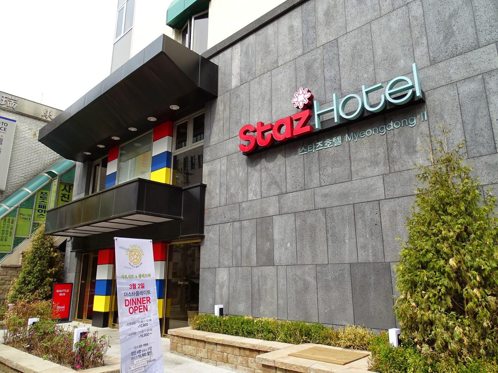 Staz Hotel Myeongdong 2
