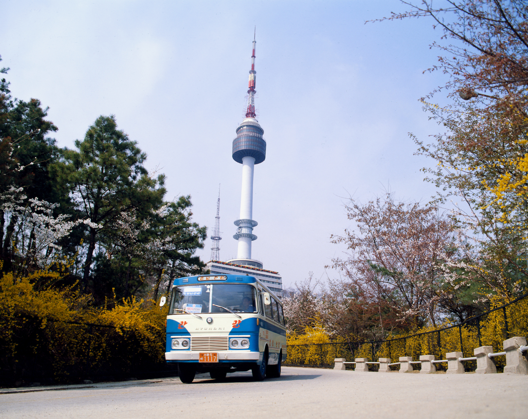 서울타워_한국관광공사제공