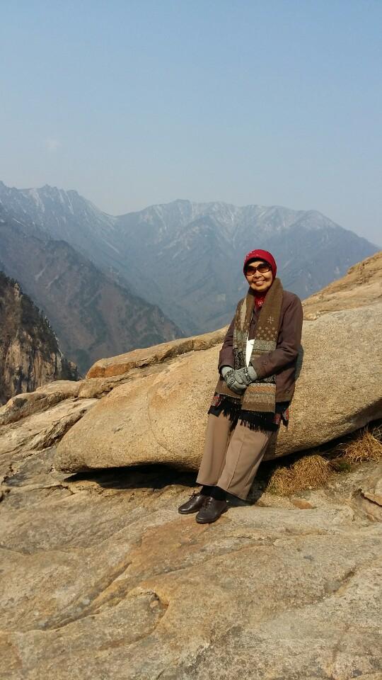 Seorak Mountains