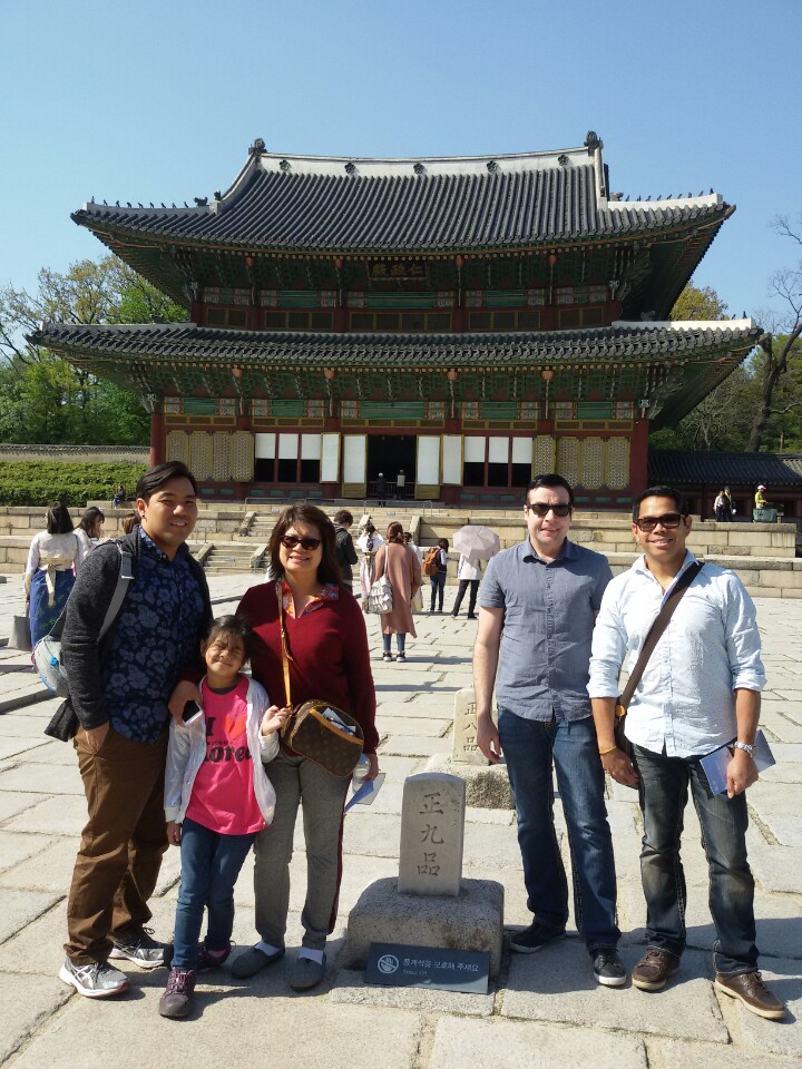Changdeok Palace Friends